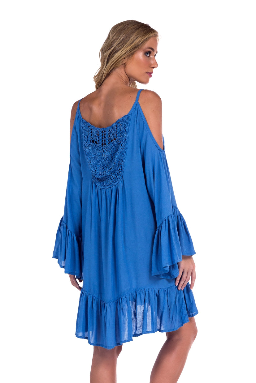 Dress Uluwatu Blue Candy