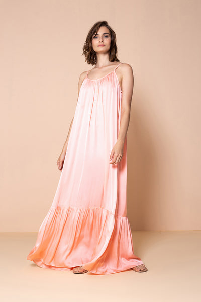 Long Dress Antônia Coral Living