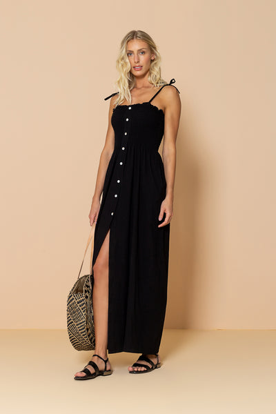 Long Dress Lauren Black