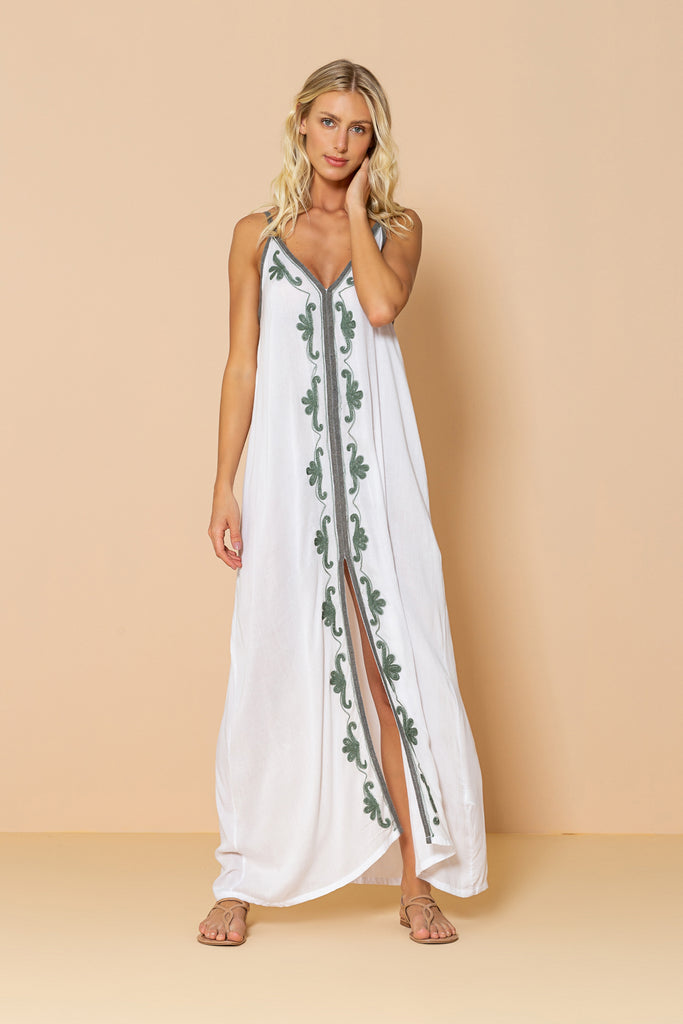 Long Dress Naomi White