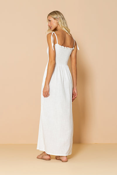 Long Dress Lauren Offwhite