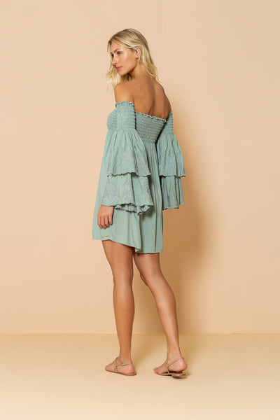 Dress Valentina Light Green