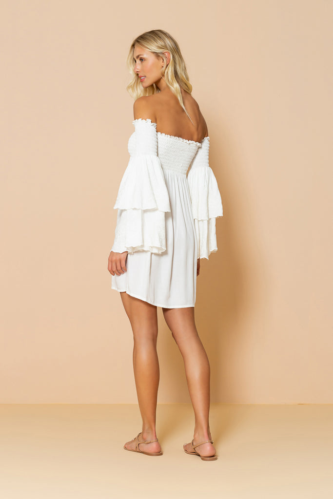 Dress Valentina Offwhite