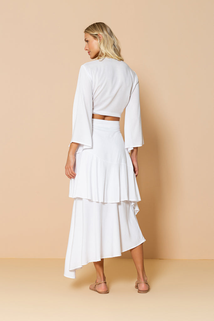 Skirt Mia White