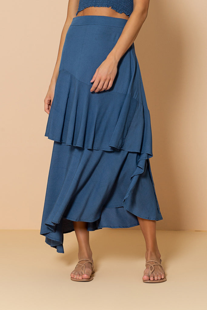 Skirt Mia Blue Ocean