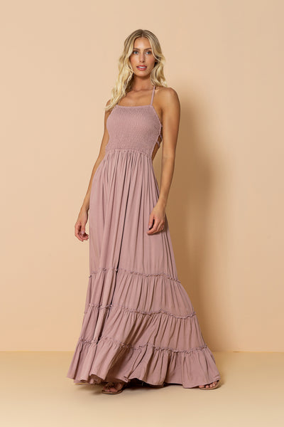 Long Dress Mirage Sweet Rosé