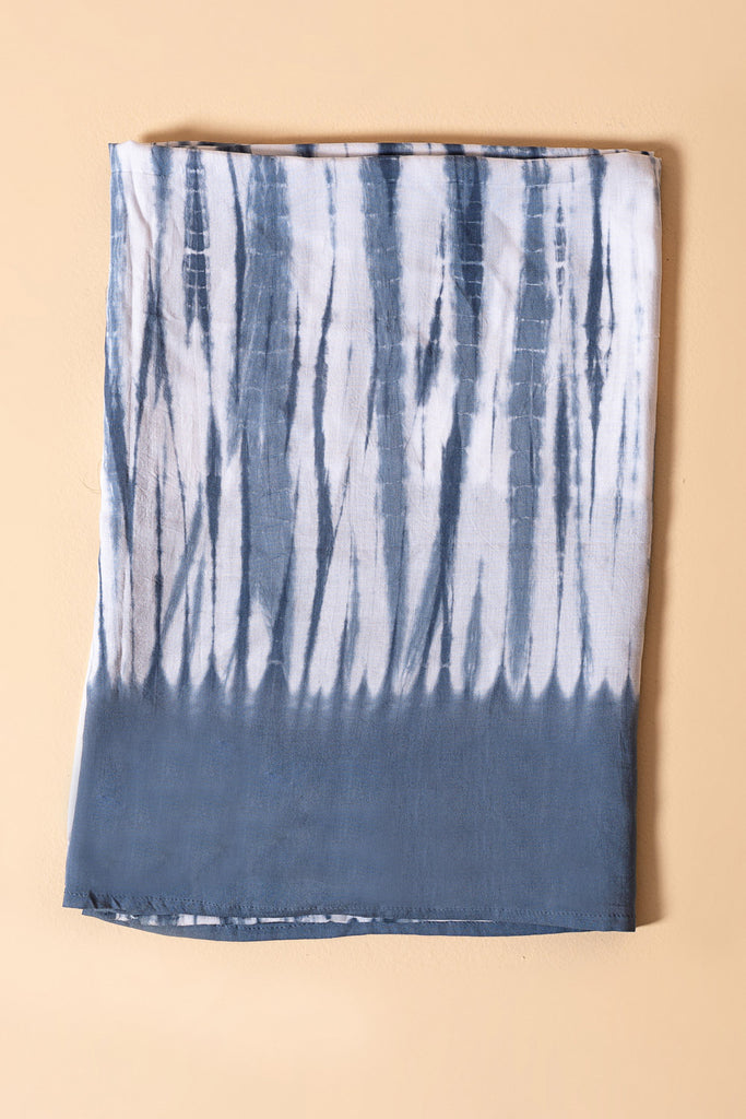 Beach Cover Tie Dye Blue Ocean