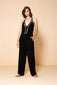 Long Jumpsuit Victória Black
