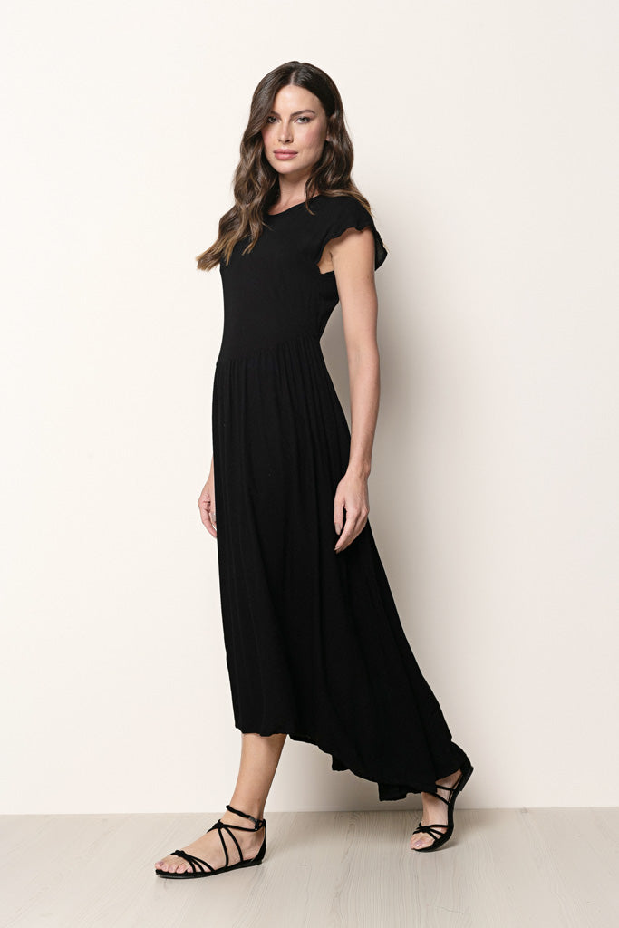 Long Dress Camilla Black