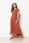 Long Dress Camilla Terracota