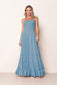 Long Dress Mirage Classic Blue