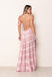 Long Dress Mirage Tie Dye Rosé