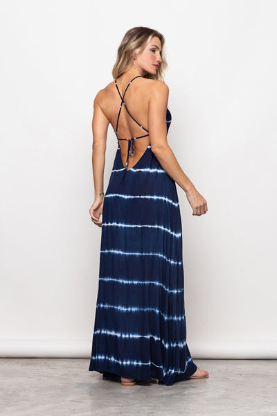 Long Dress Ágatha Navy