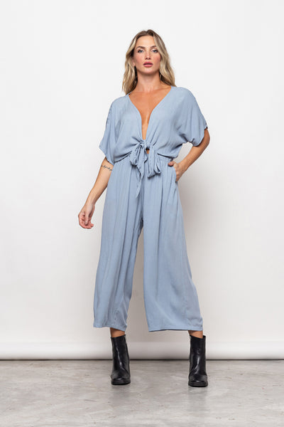 Long Jumpsuit Herika Blue Ice