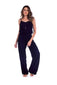 Long Jumpsuit Sophie Black