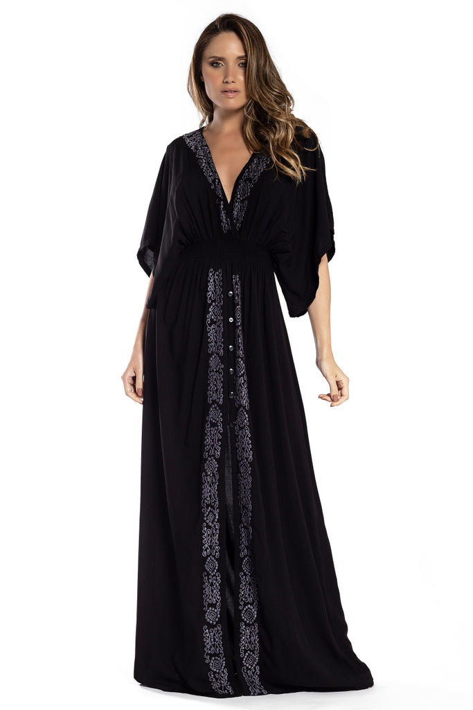 Long Dress Lindsay Black