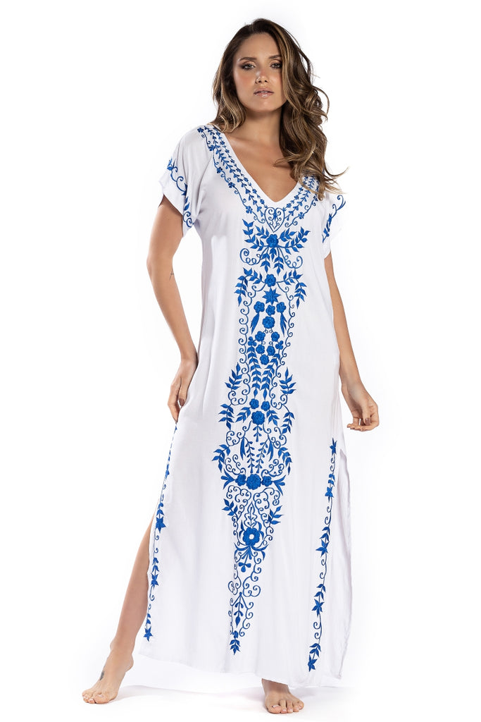 Long Dress Istambul White