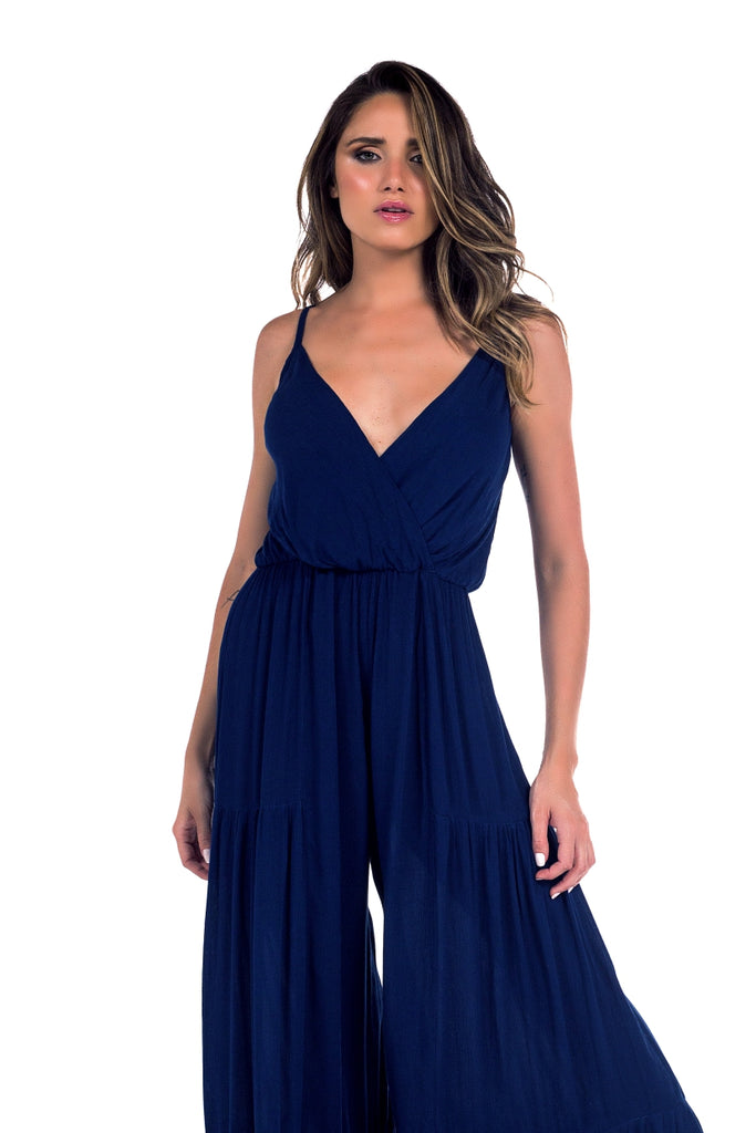 Long Jumpsuit Gigi Navy