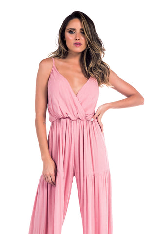 Long Jumpsuit Sophie Terracota