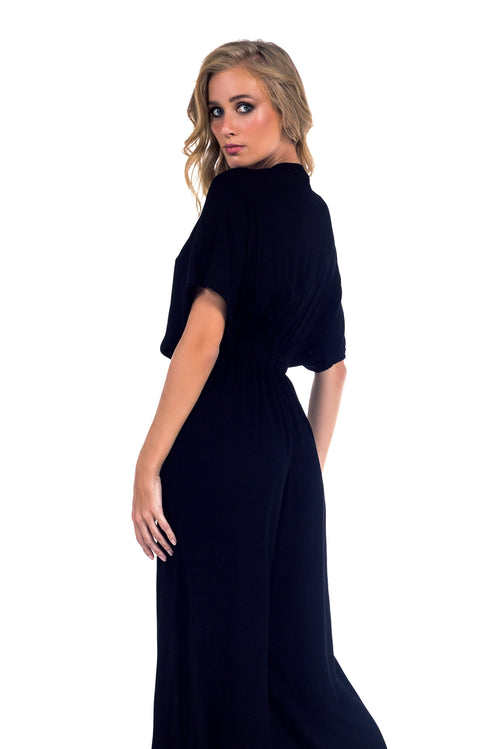 Long Jumpsuit Herika Black