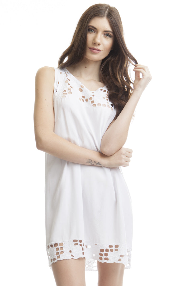 Dress Melody White