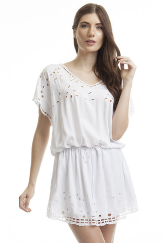 Dress Isabella Offwhite