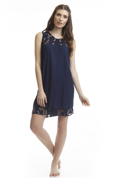 Dress Melody Navy