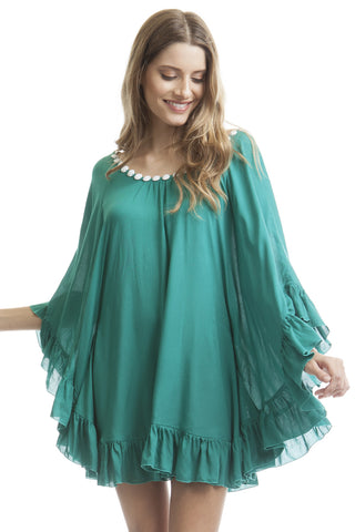 Tunic Athena Old Green
