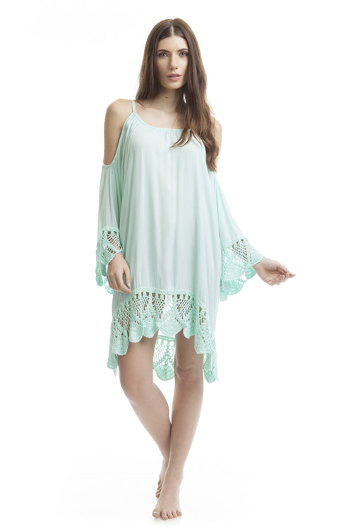 Dress Uluwatu Light Green