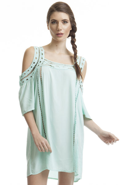 Dress Sarah Light Green