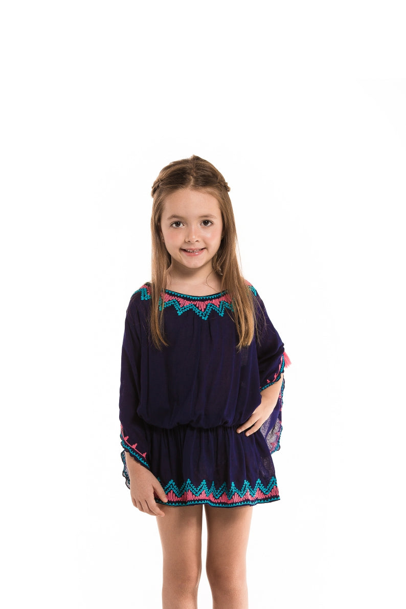 Magic Bells Kids Navy