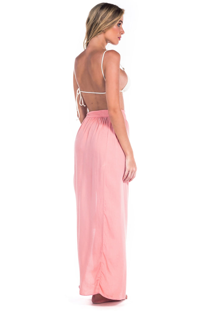 Skirt Beachlife Old Pink