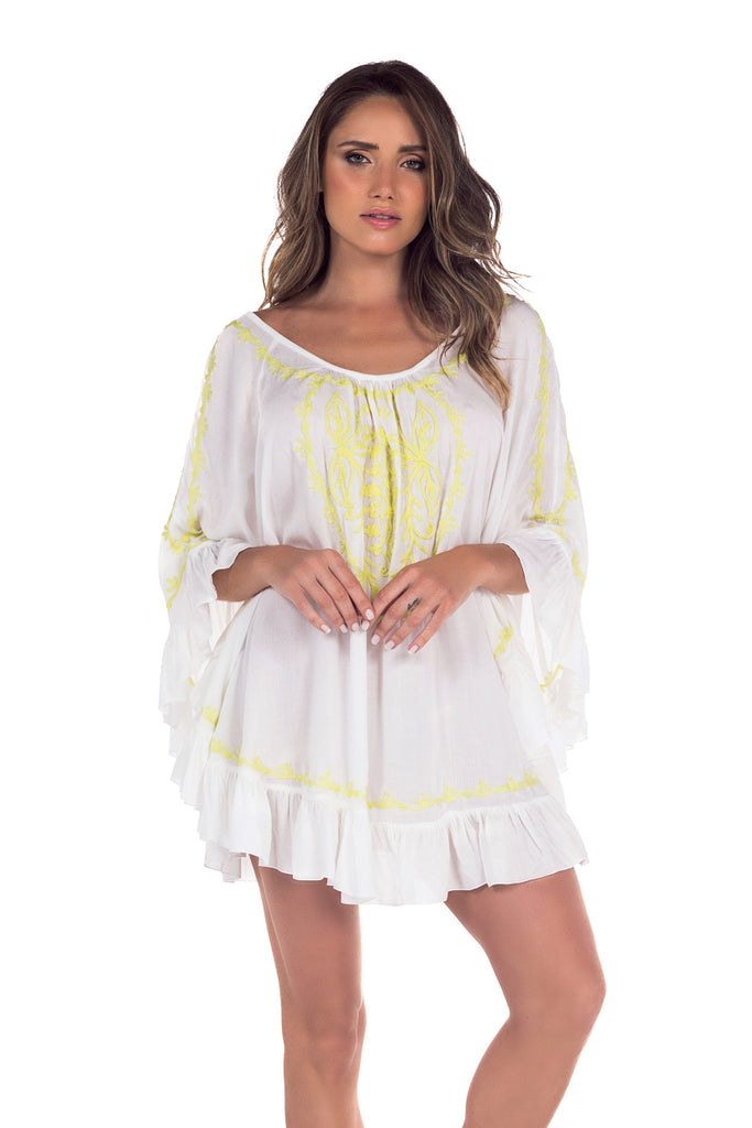 Tunic Athena White