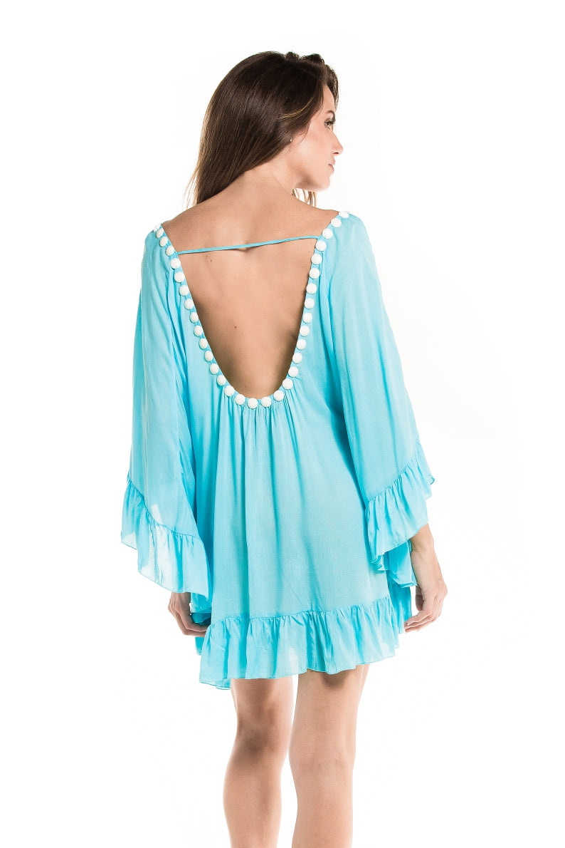 Tunic Phuket Light Blue