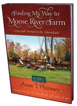 Finding my way to moose river farm