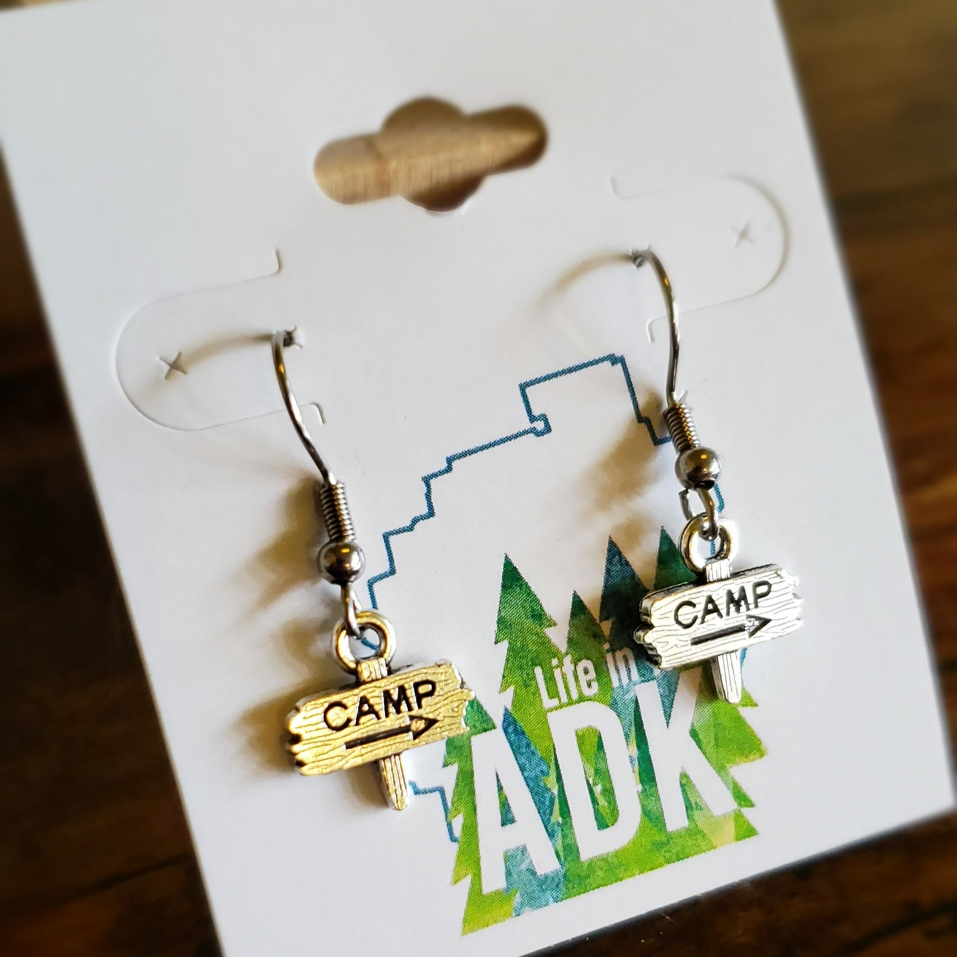 Camp Earrings