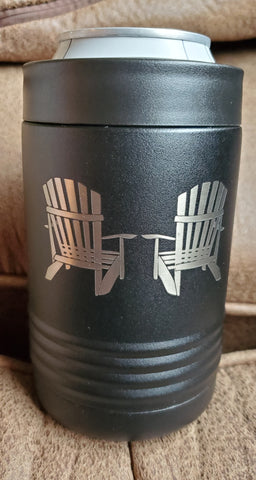 Adirondack Chair Insulated Koozies