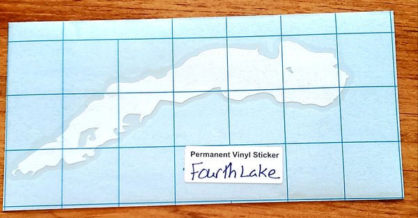 Lake Transfer Decals