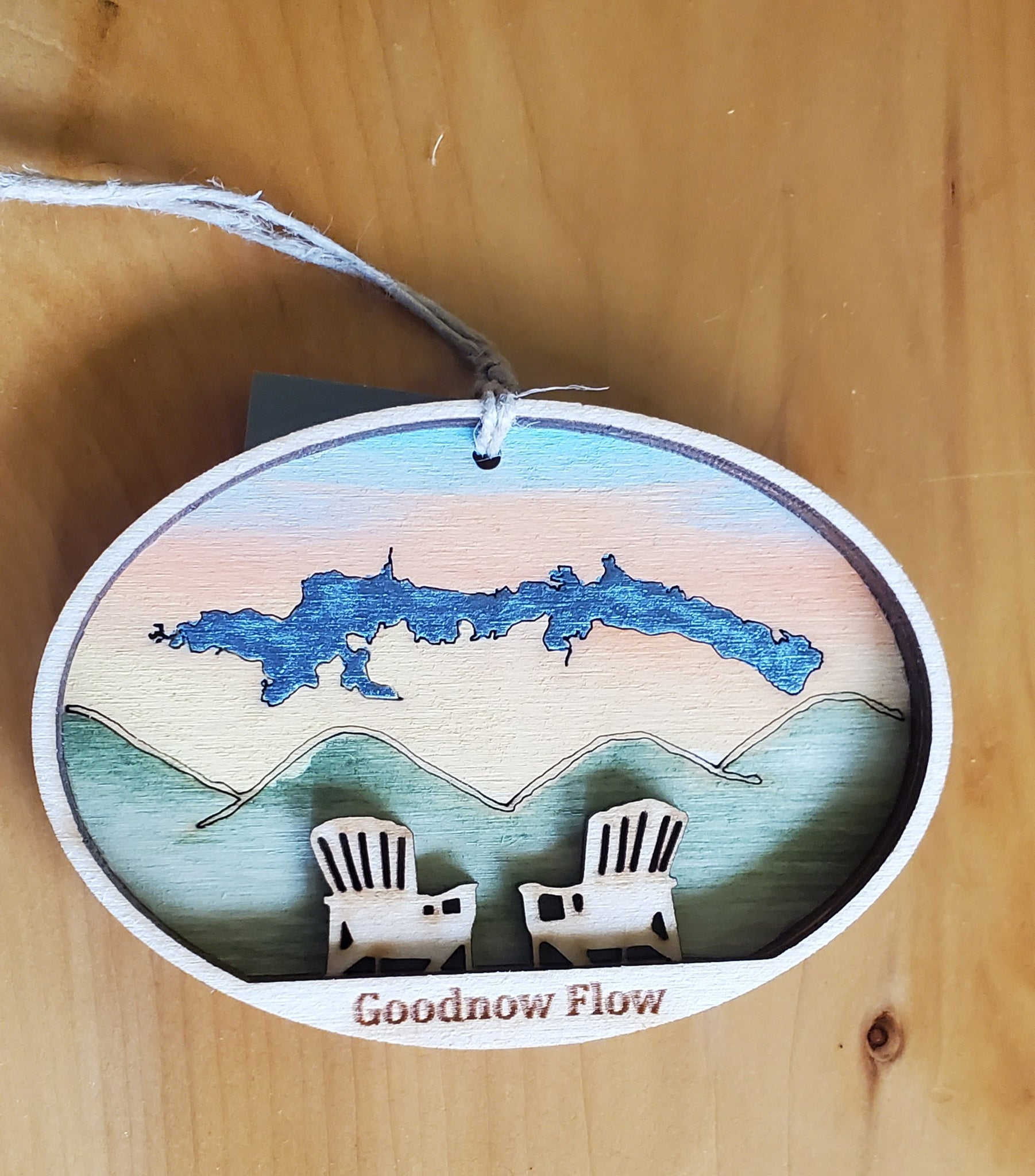 Goodnow Flow Ornament