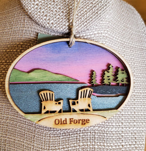 Old Forge Ornament