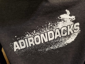 Snowmobile the Adirondacks Sweatshirt