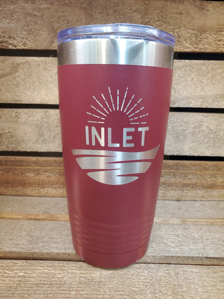 Inlet 20 oz Travel Mug