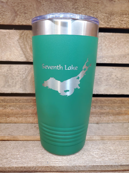 Seventh Lake 20 oz Travel Mug