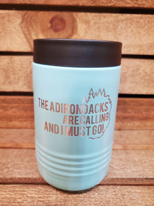 Adirondacks are Calling Insulated Koozies