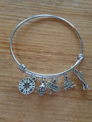 Create your own charm bracelet - 5 charms