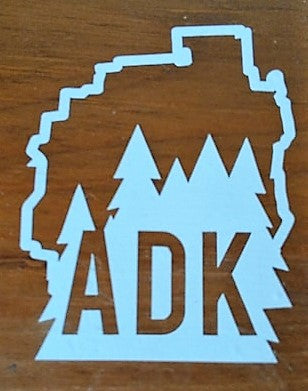 ADK Park Transfer Decal