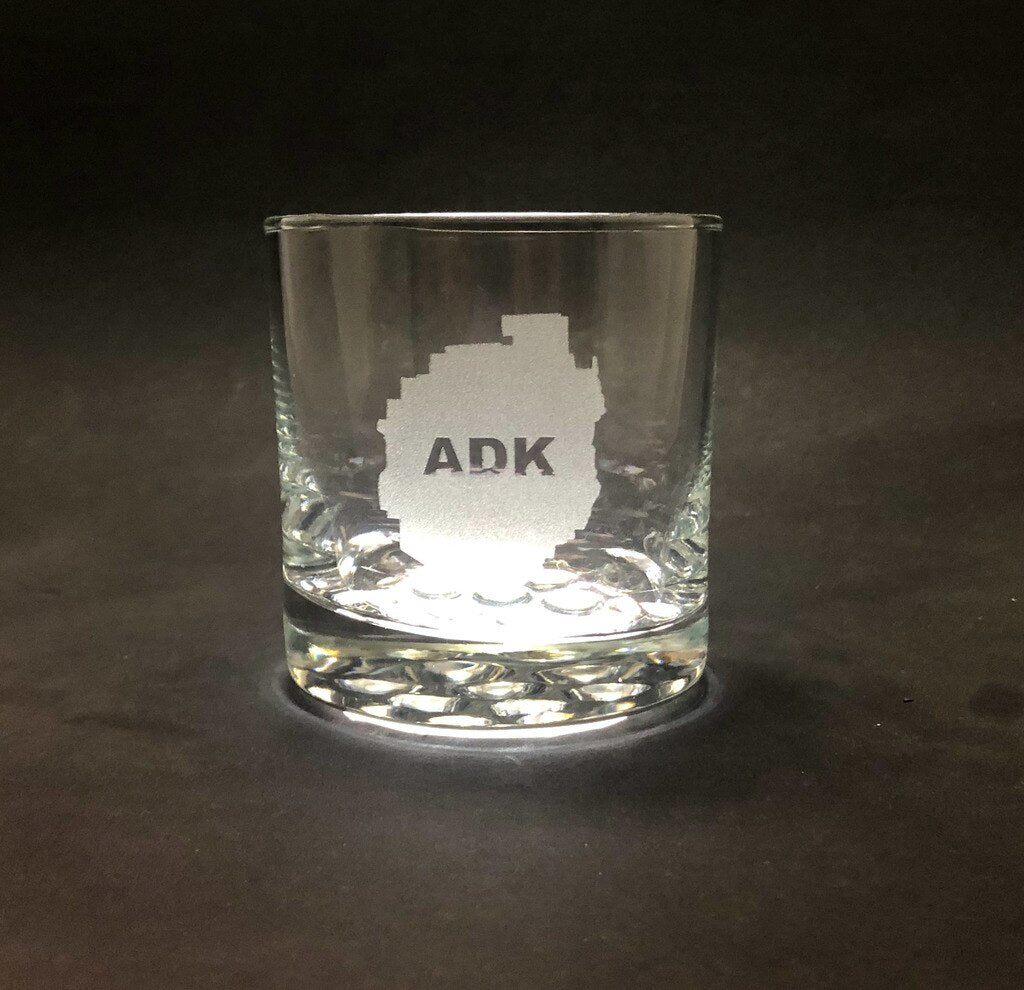 ADK Rocks Glass