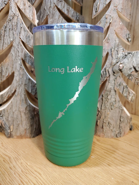 Create My Lake 20 oz Travel Mug