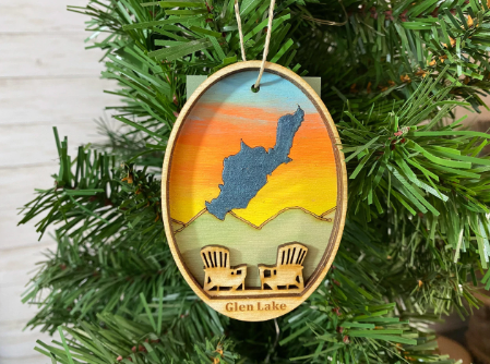 Create Your Lake Ornament