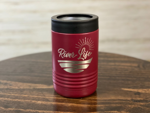 River Life Insulated Koozies